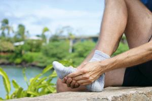 Что делать если болят стопы