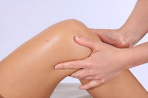 Ударная терапия коленного сустава