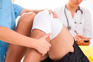 Лечение травмы мениска