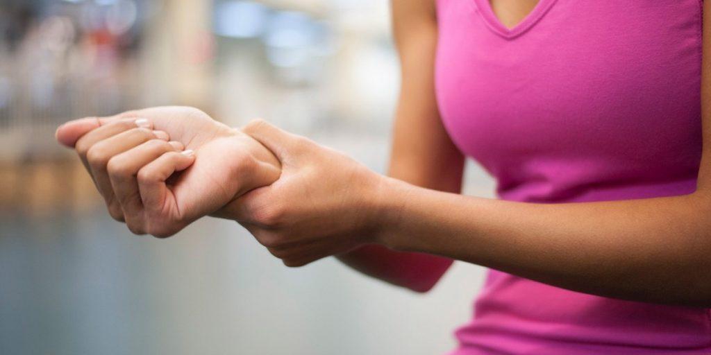 Тендовагинит пальцев