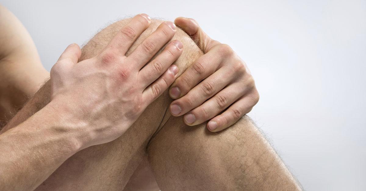 Энтезопатия коленного сустава