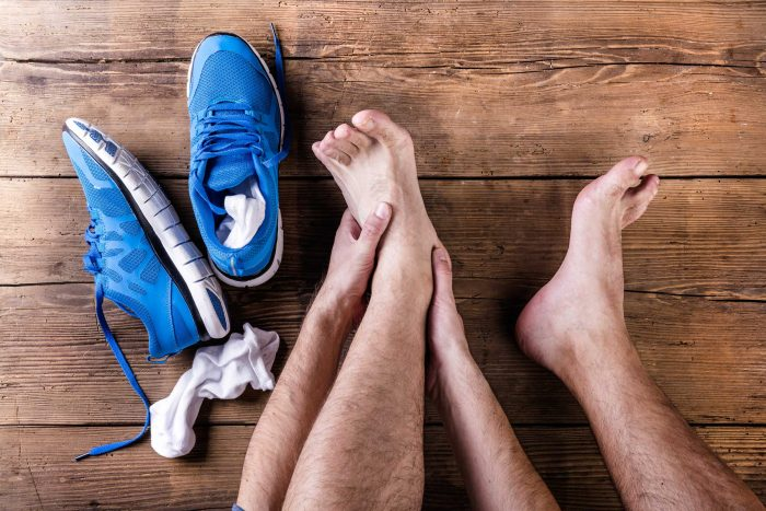 Тендовагинит голеностопного сустава: причины развития, характерные симптомы и лечение
