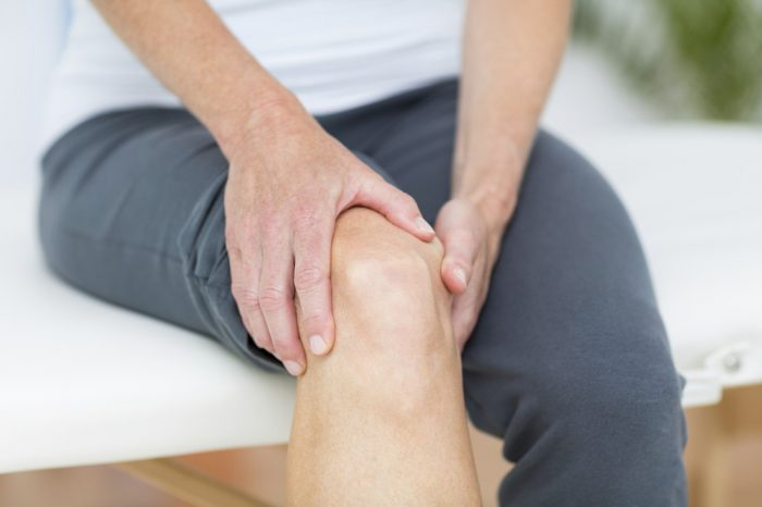 Периартрит коленного сустава