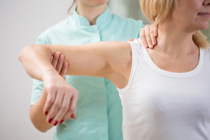 Плечевой тендовагинит