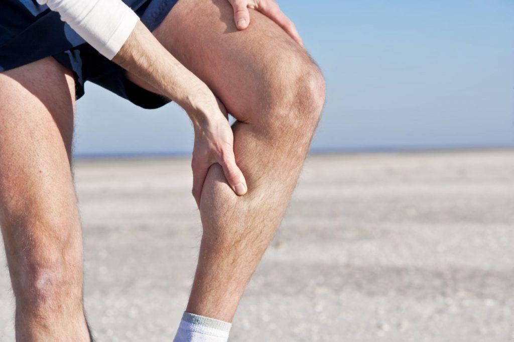 Надрывы мышц