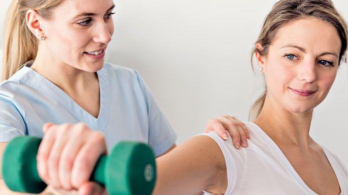 лфк при тендините плечевого сустава комплекс упражнений