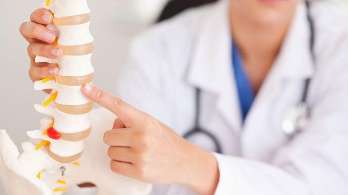 Лечение остеохондроза поясничного отдела позвоночника