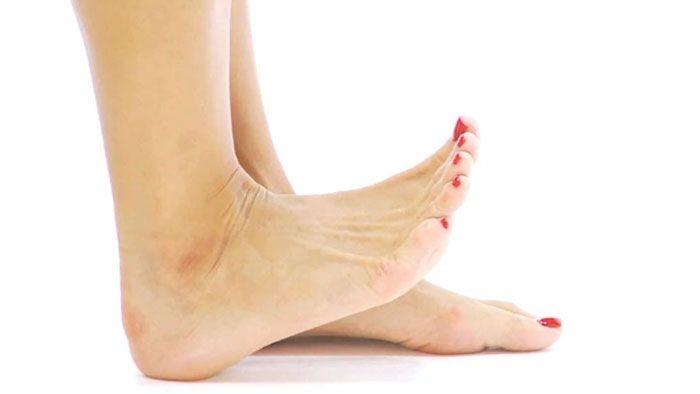 как укрепить голеностопный сустав и связки