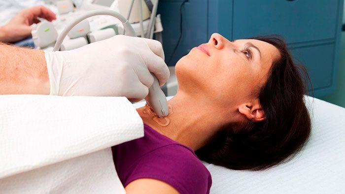 щитовидная железа узи как делают