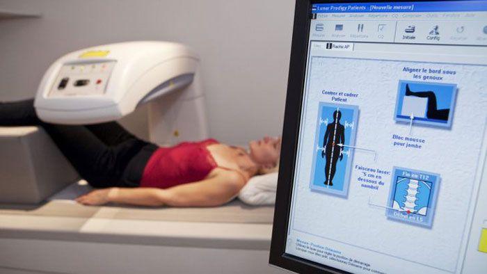 остеопороз позвоночника рентген