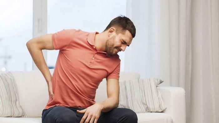 Симптомы протрузии диска поясничного отдела позвоночника
